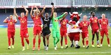 Erstmals seit 13 Jahren: Salzburg ohne ÖFB-Kicker