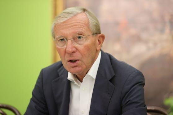 Der Salzburger Landeshauptmann Wilfried Haslauer (ÖVP) ist überzeugt von einer Impfpflicht für den Gesundheitsbereich.