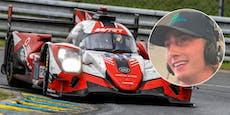 Habsburg siegt bei den 24 Stunden von Le Mans