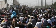 Afghanische Flüchtlinge in Österreich unerwünscht