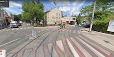 Aufregung in Dornbach: Teilzeit-Radweg spaltet Grätzl