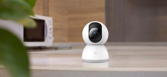 Mi 360° Home Security Kamera und XIAOMI Home App erhalten BSI Kitemark für IoT-Geräte im Wohnbereich und sichere digitale Apps.