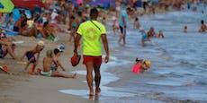Urlauber (19) spuckt Blut, stirbt am Mallorca-Strand