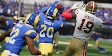 """Football-Spektakel: """"Madden NFL 22"""" im """"Heute""""-Test"""
