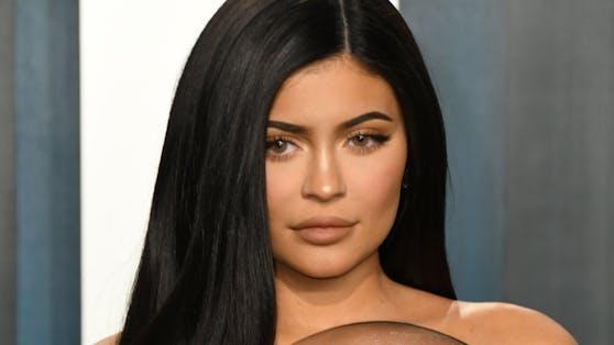 Kylie Jenner freut sich über Nachwuchs.