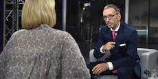 FPÖ-Chef tritt Impfstreit im ORF-Sommergespräch los