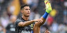 Wechsel statt Startelf? Ronaldo-Wirbel bei Juventus