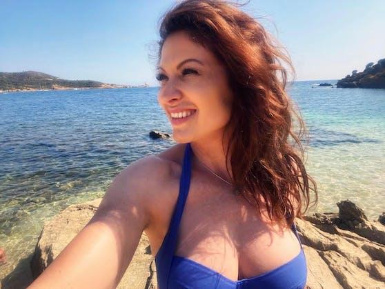 Allessa sendet heiße Urlaubsgrüße aus Italien
