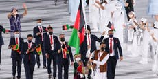 Darum ist Afghanistans Flagge bei Paralympics-Eröffnung