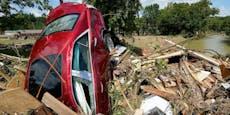 Unwetter-Sturzflut reißt Vater Zwillinge aus den Armen
