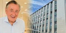 Lugner eröffnet Hotel in Wien trotz Corona
