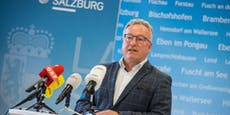 Der Fuß! Auto erfasst Salzburgs Grünen-Chef vor Konzert