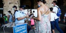 Zahlen steigen – Italien erwägt jetzt Impfzwang