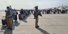 Erste Österreicher aus Afghanistan gerettet