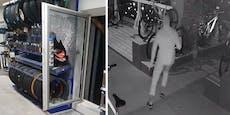 """""""Ein Einbrecher stahl teure Bikes aus meinem Laden"""""""