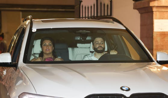 Anna Netrebko und ihr Mann Yusif Eyvazov gaben keine Autogramme in Salzburg.