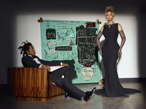 Tiffany & Co hat sich Jay-Z und Beyoncé für die neueste Kampagne geleistet.