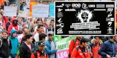 Grüne rufen zu Anti-Nehammer-Demo in Wien auf