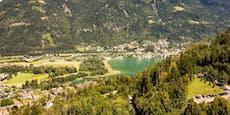Radler stürzt am Ossiacher See gegen Zaun und stirbt