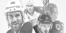 Ex-NHL-Star Jimmy Hayes stirbt mit nur 31 Jahren