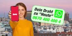 Als Leserreporter kassierst du über Whatsapp 50 Euro