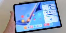 Huawei MatePad 11 im Test: Turbo-Tablet mit HarmonyOS