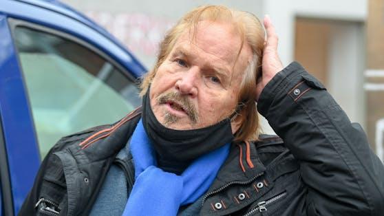Schock für Frank Zander: Er fliegt nach 54 Jahren aus seiner Wohnung