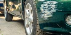 52 Autos zerkratzt – Neunjähriger steht nun vor Gericht
