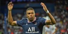 Nach Real-Angebot: Paris hängt Mbappe Preisschild um