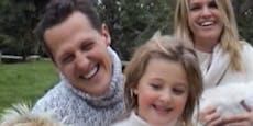 Gänsehaut! Frau und Kinder in Doku über Schumacher