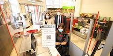 Wiener Spar-Filialen drucken Notrufnummern auf Kassabon