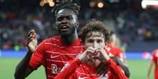 Die möglichen Salzburg-Gegner in der Champions League