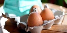 Ausfälle, Pandemie: Jetzt werden auch die Eier teurer