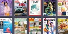 Readly macht's möglich: Tausende Magazine um nur€ 1,99