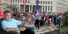 Vizekanzler Kogler findet ÖVP-Politik unmenschlich