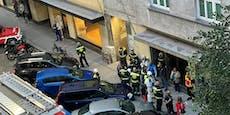 Wiener attackiert Polizei mit Messer – Wega schießt