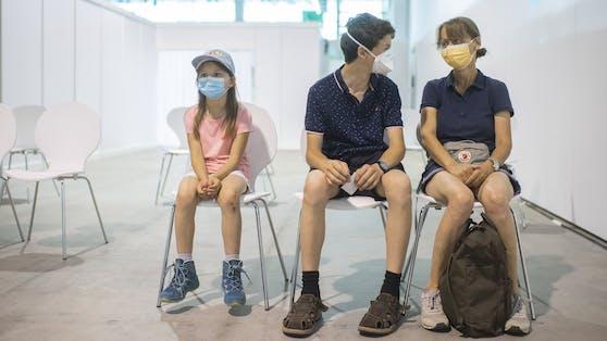 Kinder können ab 12 Jahren geimpft werden – mit elterlicher Zustimmung.