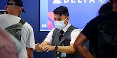 Fluglinie lässt ungeimpfte Angestellte dafür zahlen