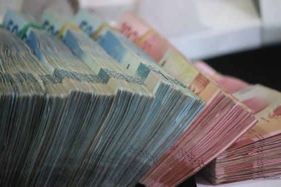 Geldregen: Ein Wiener ist nun um fast 2,3 Millionen Euro reicher.
