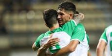 """""""Saugeil!"""" Rapid zum neunten Mal in der Europa League"""