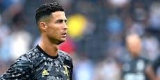 Transfer-Hammer! Ronaldo mit England-Klub einig