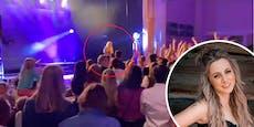Sorge um Melissa: Sie bricht auf der Bühne zusammen