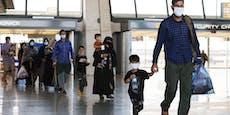 UNO erwartet halbe Million afghanische Flüchtlinge