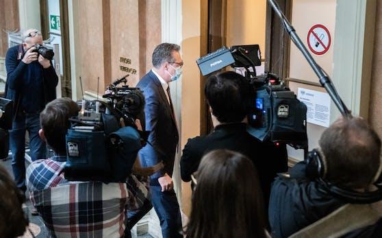 Am Freitag wurde das Strache-Urteil verkündet.