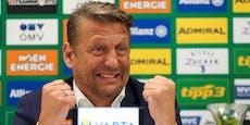 Das sagt Rapid-Sportboss Barisic zum Europacup-Los