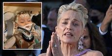 Sharon Stone trauert: Ihr kleiner Neffe ist gestorben