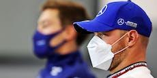Bottas hat sein neues Team, Nachfolger steht fest