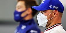 Fix! Formel-1-Star Bottas gibt sein neues Team bekannt