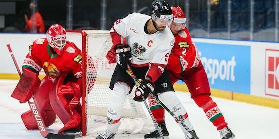 Österreich verliert 2:5 gegen Belarus