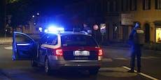 Mann schlug 22-Jähriger Bierflasche ins Gesicht